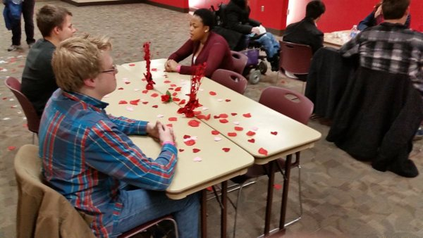 Rochester mn speed dating